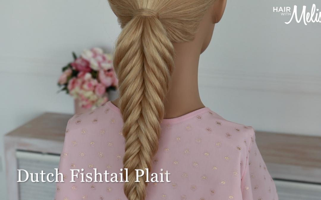 Dutch Fishtail Plait
