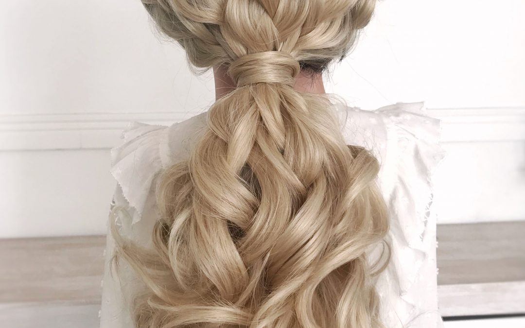 Boho Plaited Pony