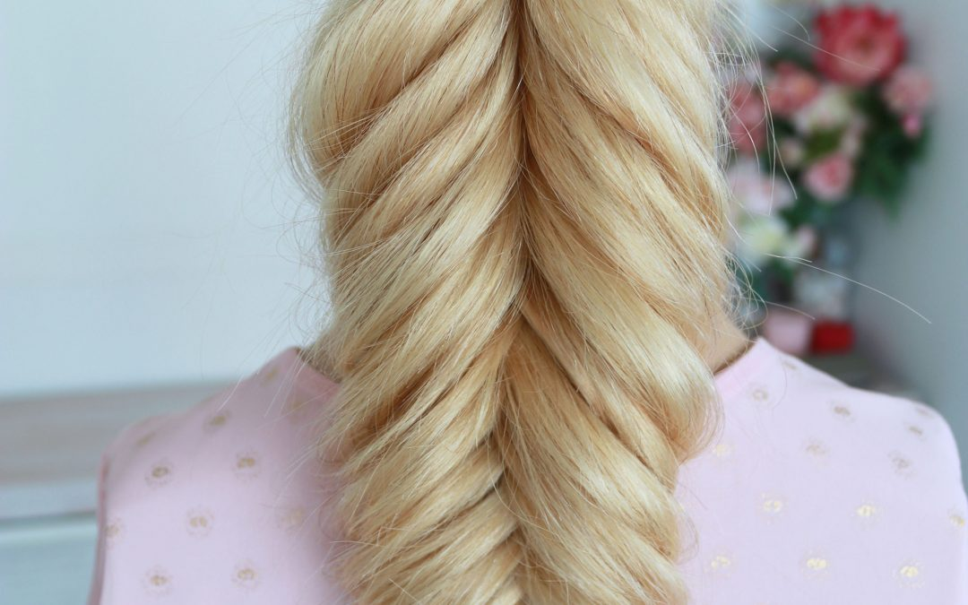 Dutch Fishtail Plait