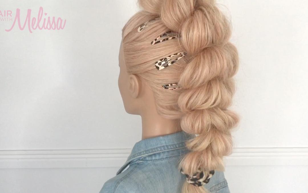 3D Pull Through Braid