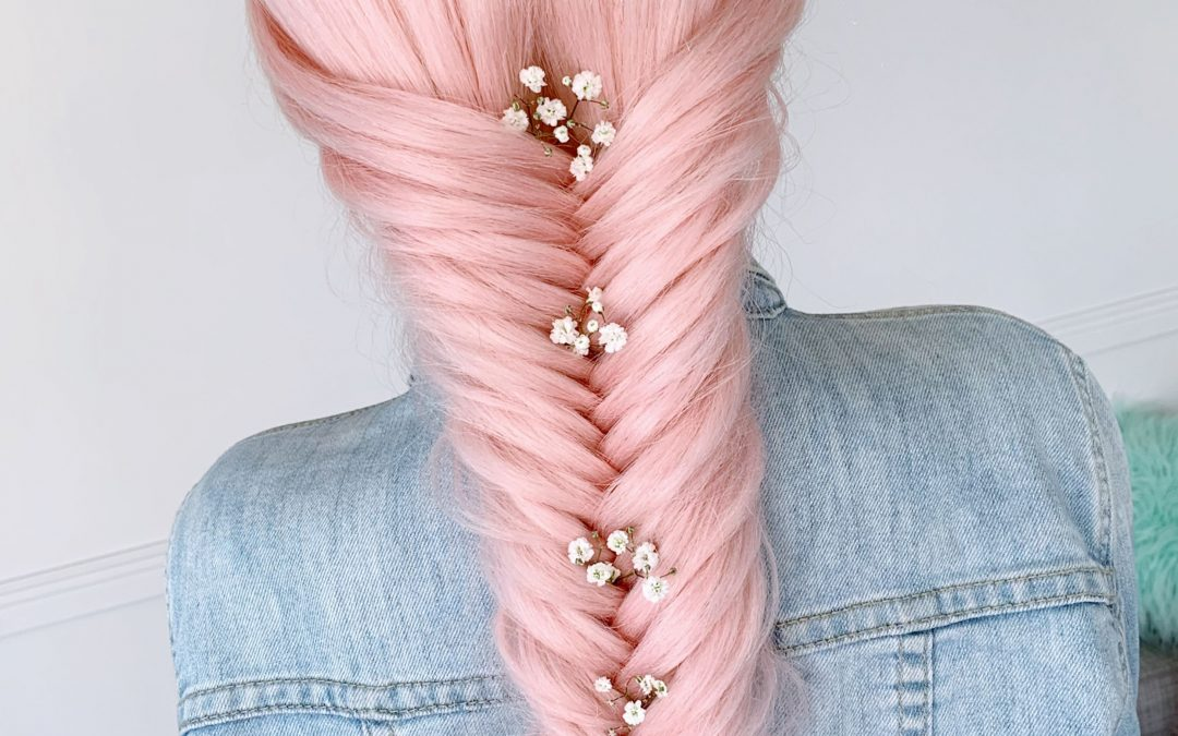 Boho Fishtail Plait