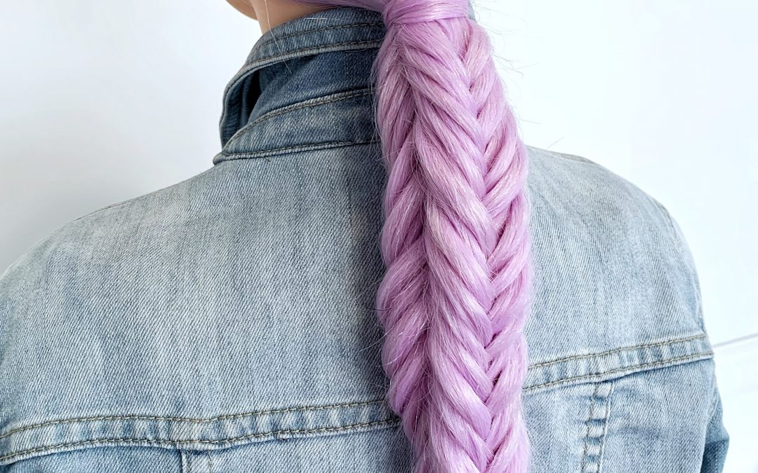 3D Box Fishtail Braid