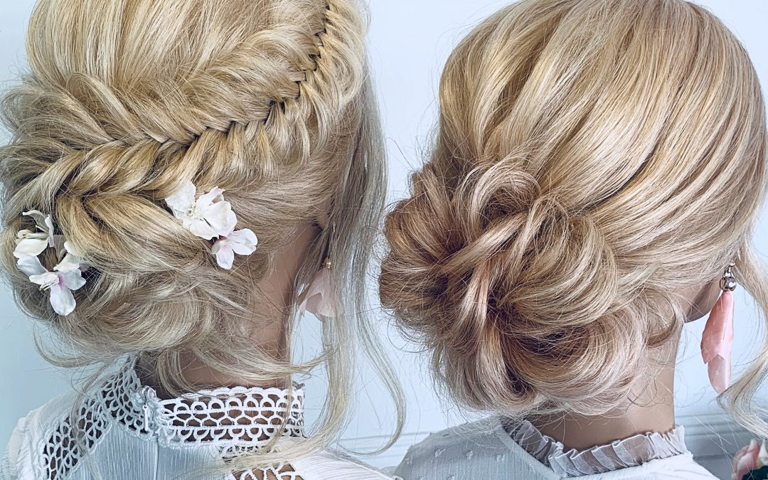 BRAIDED BOHO UPDOS – LIVE SESSION