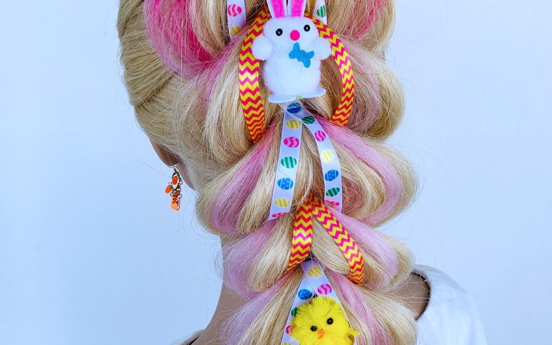 EASTER FESTIVE BRAID – LIVE SESSION