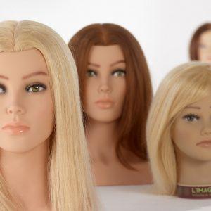 L'IMAGE Mannequin Heads